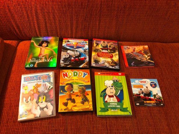 Bajki dla dzieci na DVD-video