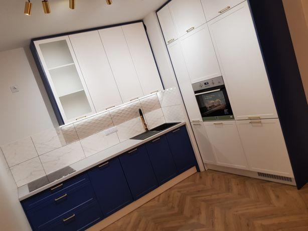 Meble kuchnia na wymiar w 14 dni salon sypialnia szafy narożniki sofy
