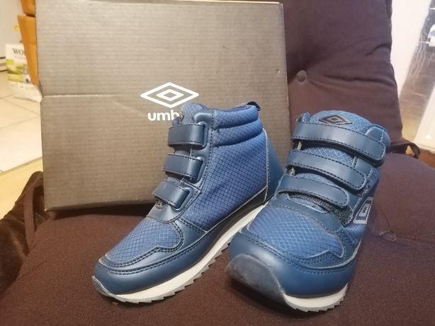 Umbro buty botki r. 30 na wiosnę