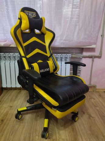 Игровое кресло VR Racer DEXTER Состояние нового!