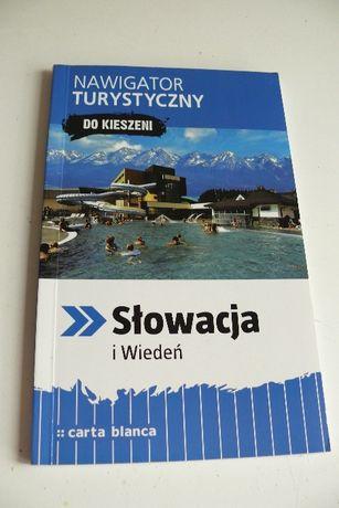 Słowacja, nawigator turystyczny, Wiedeń, Carta Blanca, przewodnik
