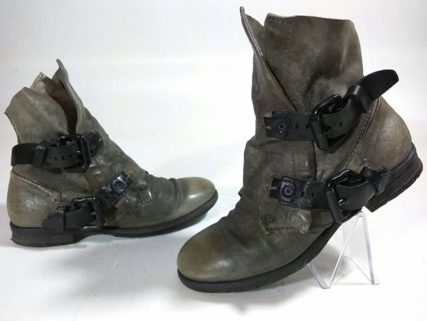 Ботинки ботильоны женские знаменитый бренд AS 98