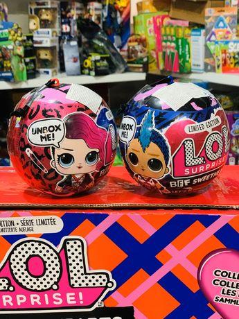 Игровой набор с куклой L.O.L. SURPRISE! серии Валентинки – Панк и Роке
