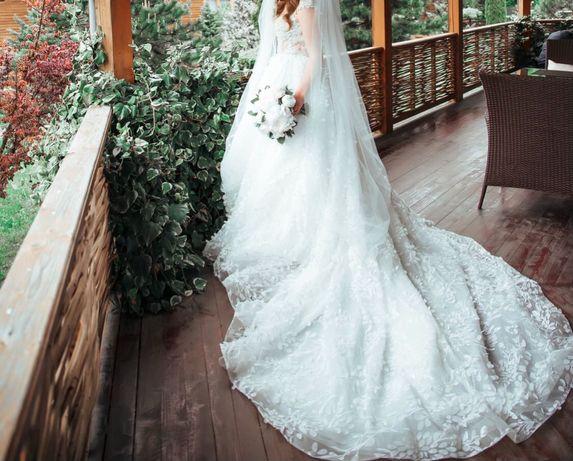 Шикарна весільна сукня від Milla Nova