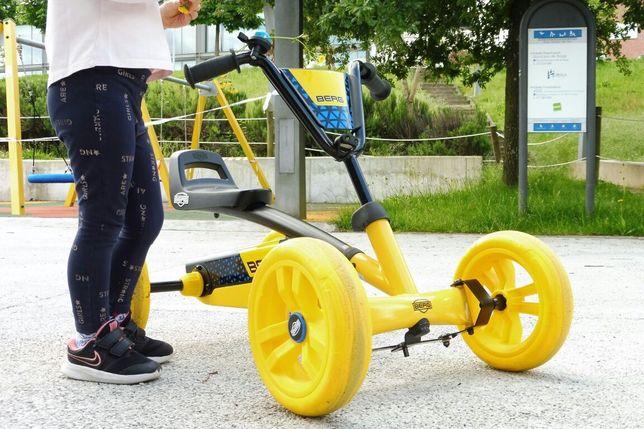 Kart a pedais BERG para criança de 2 a 5 anos