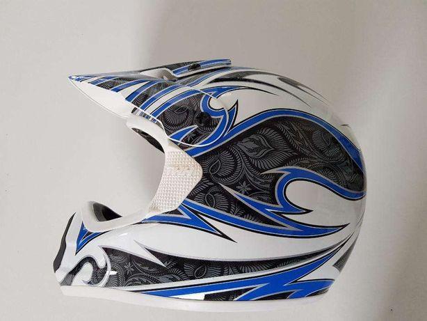 capacete cross