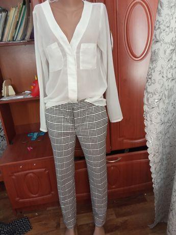 Лот одежды штаны джинсы рубашка лосины