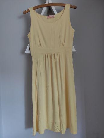 Rozmiar S M L sukienka, sukienka ciążowa, sukienka midi