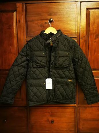 Nowa pikowana kurtka dla chłopca ZARA r. 152