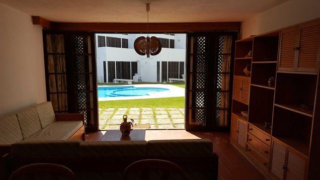 Junho - Férias T1 com piscina - Vilamoura Algarve