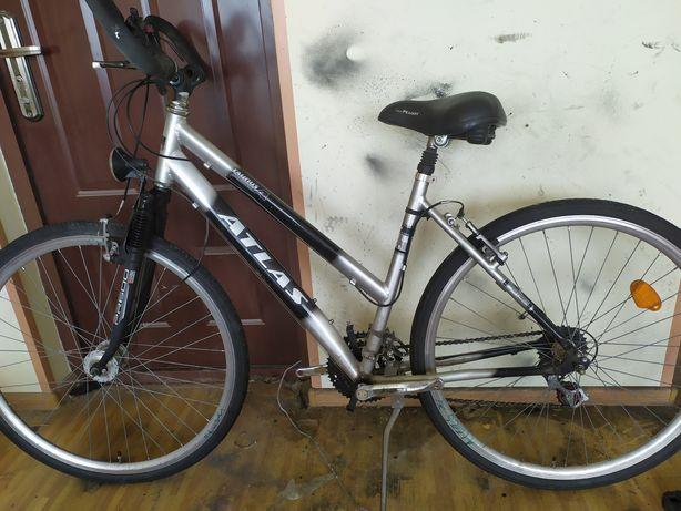 ATLAS женский велосипед рама 46х48 колесо 28