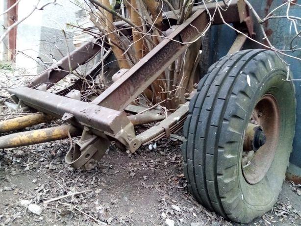 Вісь прицепа тракторного
