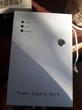 Блок питания 12V ,12В + клавиатура Satel, аккумулятор 12V и другое!