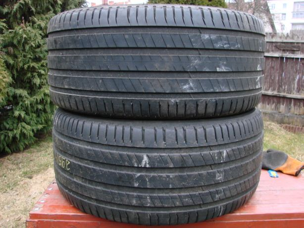 2 x opona Michelin 295/40/20. 110 Y .Latitude Sport 3