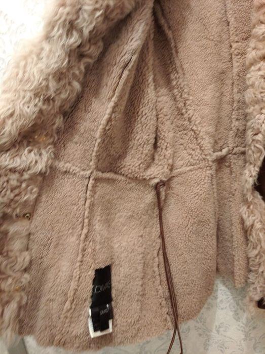 куртка с капюшоном мех натуральный Киев - изображение 1