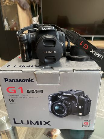 Aparat Panasonic Lumix G1