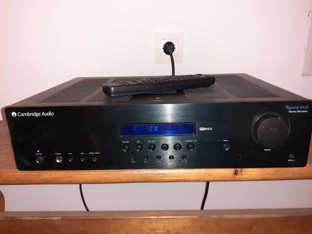 Cambridge Audio Topaz sr10v2 plus gratis odtwarzacz cd/dvd