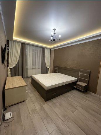Шикарна 2-кімнатна квартира з сучасним ремонтом