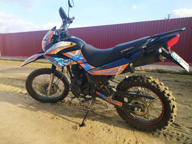Мотоцикл Geon X-ROAD 200 light