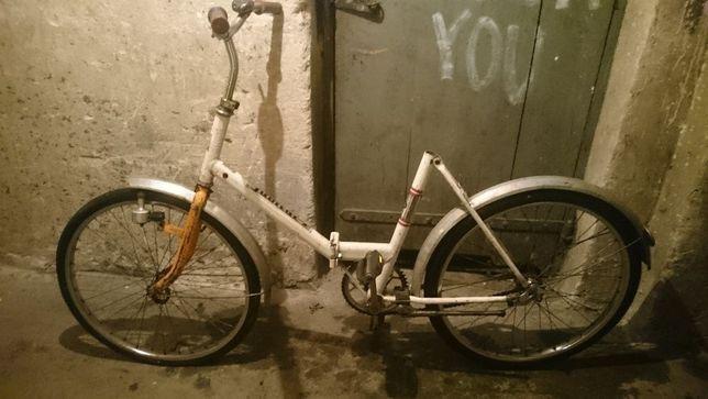 ROWER Jubilat Wigry rower prl rowery damka składak