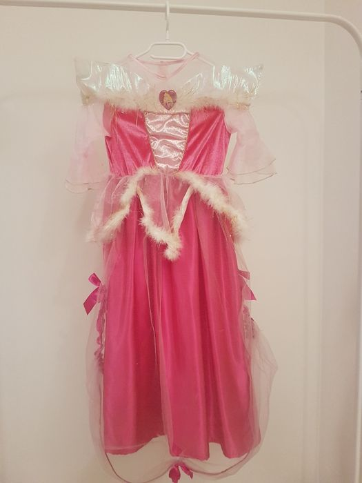 Sukienka karnawałowa dla dziewczynki śpiąca królewna Kutno - image 1