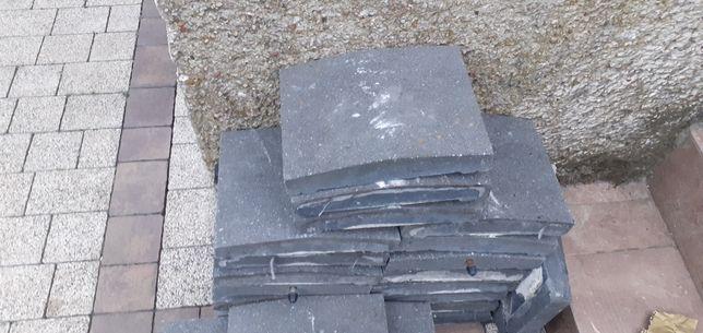 Daszki betonowe ogrodzeniowe