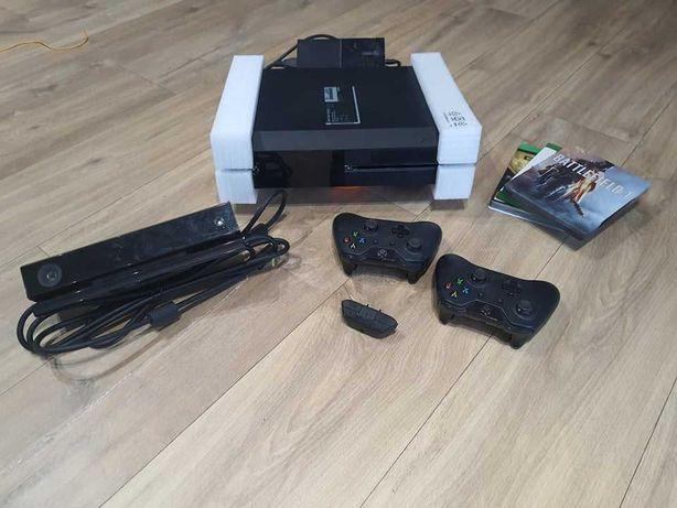 Konsola XBox One + Kinect + 3 gry do negocjacji
