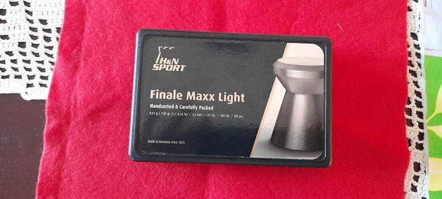 Chumbos da H&N Finale Maxx Light