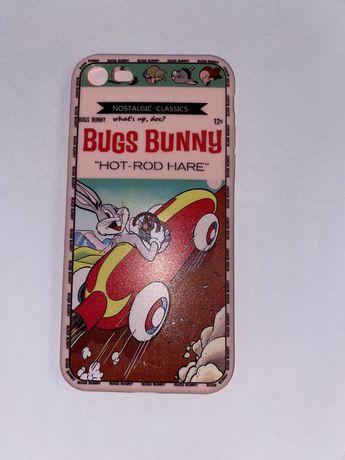Etui bugs bunny królik iphone 7