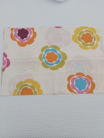 Conjunto lençóis cama solteiro flores