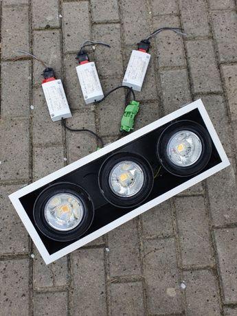 Oświetlenie, lampa LED, Reggiani, sklep, super stan, dobra cena!
