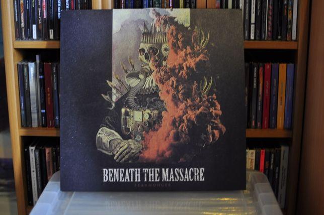 Beneath The Massacre - Fearmonger limitowany pomarańczowy winyl