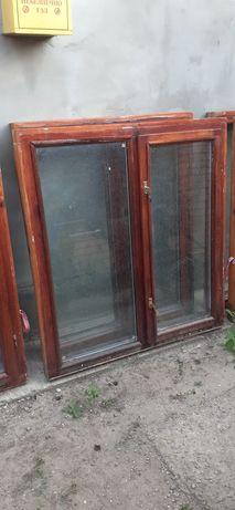 Окна  евробрус со стеклопакетом 500 грн.