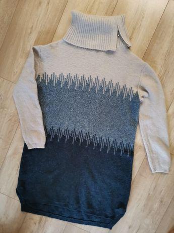 Sweter wełniany Solar M