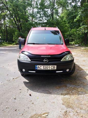 Opel Combo C 2002
