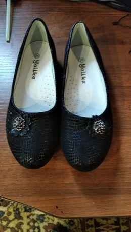 Туфлі балетки 36 розмір