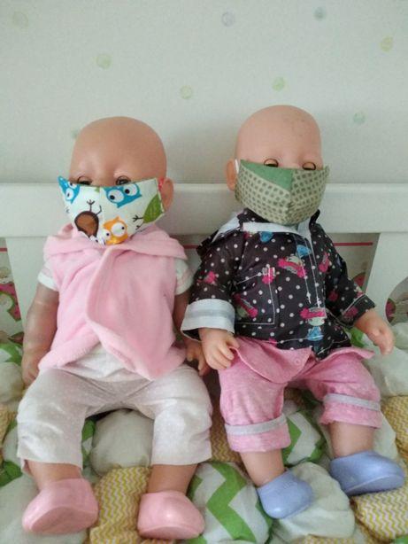 Маски для кукол Baby born