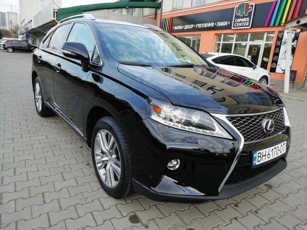 Lexus RX 2015г ideal