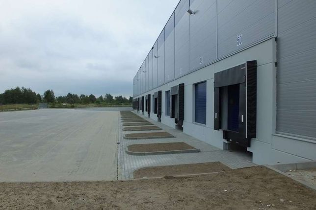 Ruda Śląska -centrum logistyczno - magazynowo - produkcyjne 100.000m2.