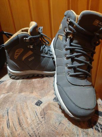 Ботинки зимние подростковые/мужские