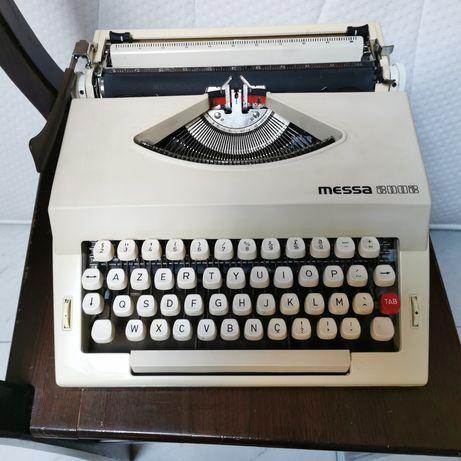 Máquina de Escrever Messa 2002 (AZERT)