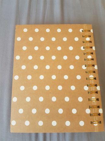 Caderno de linhas A5