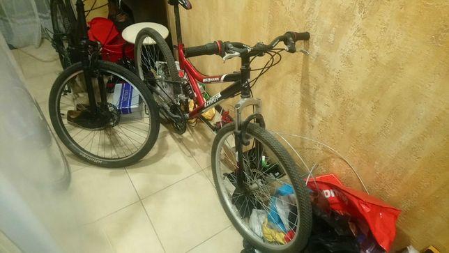 Велосипеды Azimut redhawk
