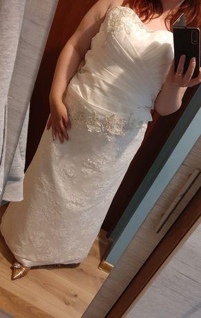 Suknia ślubna XL/XXL
