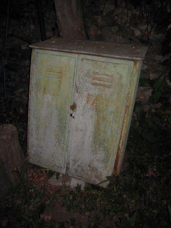 Газовый ящик под баллоны