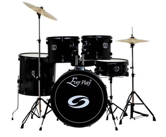 Nowa perkusja dla początkujacych Ever Play kompletny zestaw Pszczyna