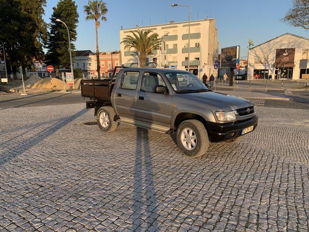 Toyota Hilux 4x4 2002