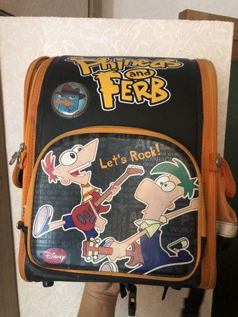 Рюкзак,школьный ранец