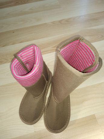 Piekne nowe buciki na wiosnę