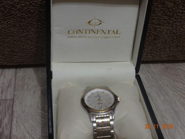Продам Швейцарские мужские наручные часы б у